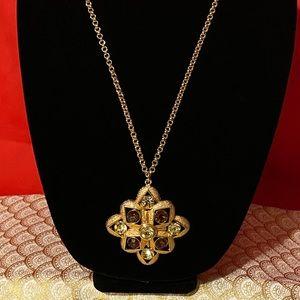 Beautiful Pendant Style Necklace